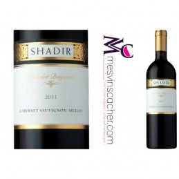 Shadir Cabernet Sauvignon Merlot 2011