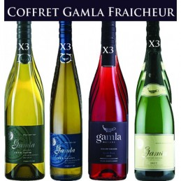 Coffret Gamla Fraicheur