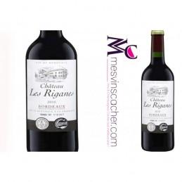 Bordeaux Château Les Riganes 2016  5 + 1 Offerte
