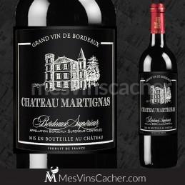 Bordeaux Supérieur Château Martignas 2012