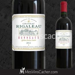 Bordeaux Château Rigaleau 2012