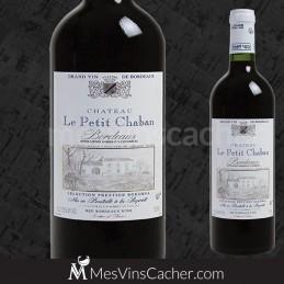 Bordeaux Le Petit Chaban 2014