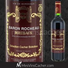 Bordeaux Baron Rocheau 2013