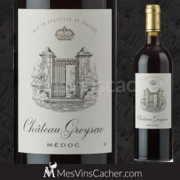 Médoc Château Greysac 2013