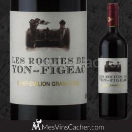 Les Roches de Yon Figeac Saint Emilion Grand Cru 2012