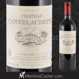 Graves Château Cantelaudette 2014