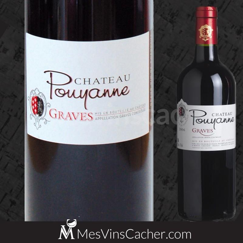 Graves Château Pouyanne 2014 Rouge