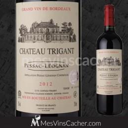 Pessac Leognan Château Trigant 2012