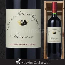 Magnum Margaux Château Marsac Seguineau 2014