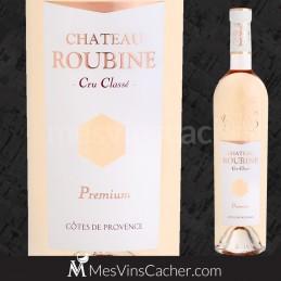 Magnum Château Roubine Cru Classé 2015 Côtes de Provence Rosé