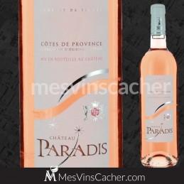 Côtes De Provence Château Paradis Rosé 2015