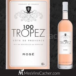 Côte de Provence  100 Tropez Rosé 2015