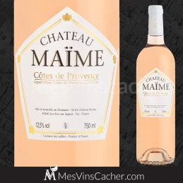 Magnum Château Maime 2015