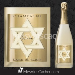 Champagne  Jean Michel Cuvée Divine  Blanc de Blancs