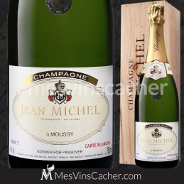Double Magnum Champagne Brut Jean Michel Carte Blanche