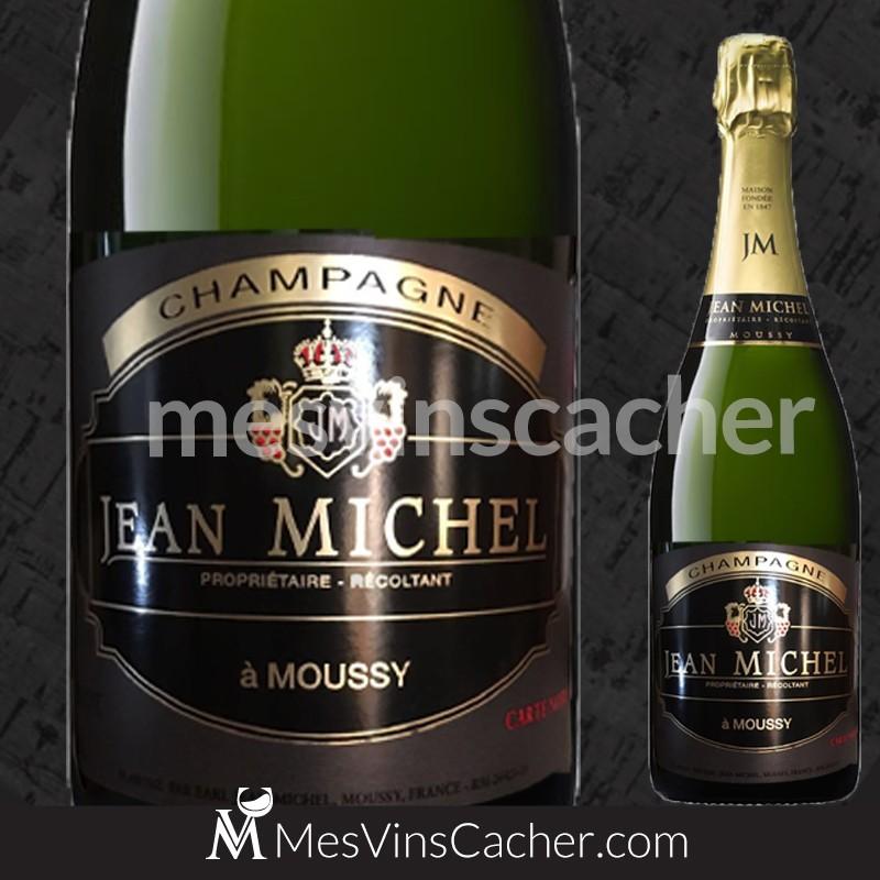 Champagne Jean Michel Carte Noire Edition Limitée
