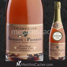 Bonnet Ponson 1er Cru Champagne Rosé
