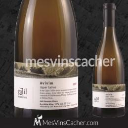 Galil Avivim Viognier Chardonnay 2013