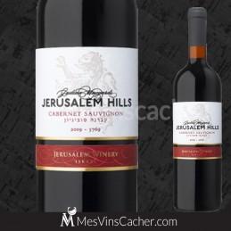 Jérusalem Hills Cabernet Sauvignon 2011