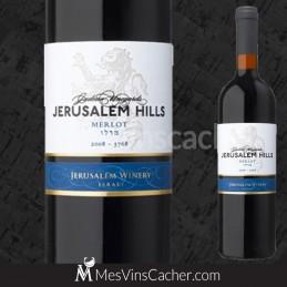 Jérusalem Hills Merlot  2011