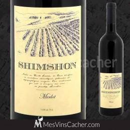 Shimshon Merlot 2013