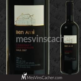 Barkan Ben Ami Cabernet Sauvignon 2014