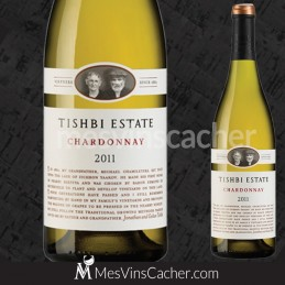 Tishbi Estate Chardonnay 2012