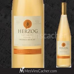 Herzog Late Harvest Orange Muscat 2019