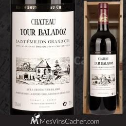 Magnum Saint Emilion Grand Cru Château Tour Baladoz 2012