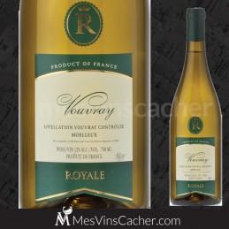 Vouvray Royale 2012