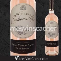 Carbonnelle Rosé Vins d'Occitanie