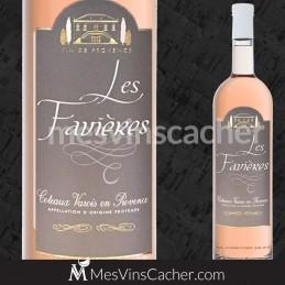 Clos Favière  Côte de Provence Rosé 375 ml