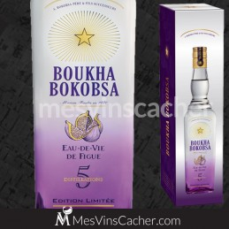 Boukha Bokobsa 5 Edition Limitée