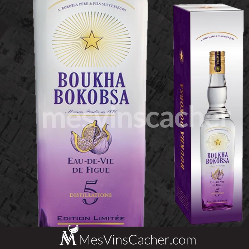 boukha bokobsa 5 edition limit e. Black Bedroom Furniture Sets. Home Design Ideas