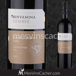 Binyamina Spécial Réserve Cabernet Sauvignon 2011