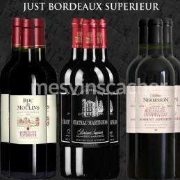 """Sélection """" Just Bordeaux Supérieur """""""