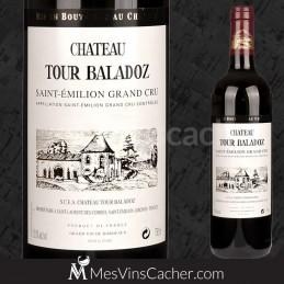 Saint Emilion Grand Cru Château Tour Baladoz 2012