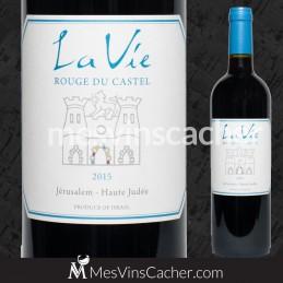 La Vie Rouge du Castel 2015 ( 5 achetés + 1 Offert )