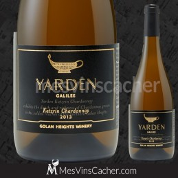 Yarden Katzrin Chardonnay  2014 Edition Limited