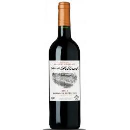 Bordeaux Supérieur de Pelinat 2014
