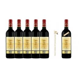 Saint Emilion Grand Cru Château Clos des Menuts 2012 ( 5 Achetés + 1 Offert )