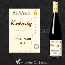 Pinot Noir 2014 Koenig