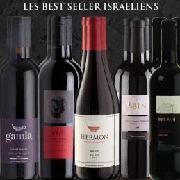 Les Best Seller Israéliens X 15 bouteilles