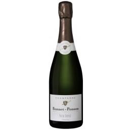 Champagne Brut Premier Cru non dosé Bonnet Ponson