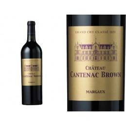 Margaux Château Cantenac Brown 2015 Grand cru Classé