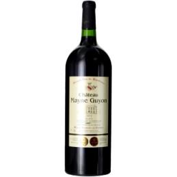 Magnum Côtes de Blaye Château Mayne Guyon 2017  en Plumier Bois