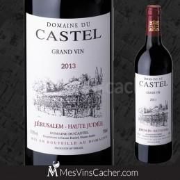 MATHUSALEM du Grand Vin du Castel 600 cl en coffret bois