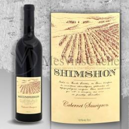Shimshon Cabernet Sauvignon 2016