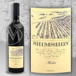 Shimshon Merlot 2016
