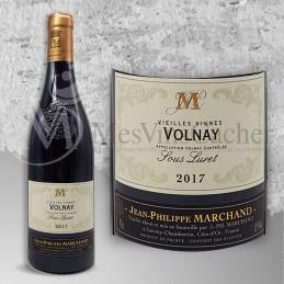 """Volnay JP Marchand """" Sous Luret """" Vieilles Vignes 2017"""